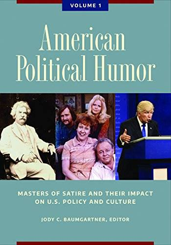 American Political Humor: Masters of Satire