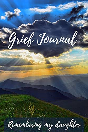 Self Help Grief Journal Remembering my