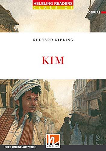 Rudyard Kipling Kim. Class Set: Helbling