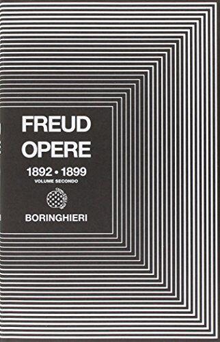 Sigmund Freud Opere: 2 ISBN:9788833900056