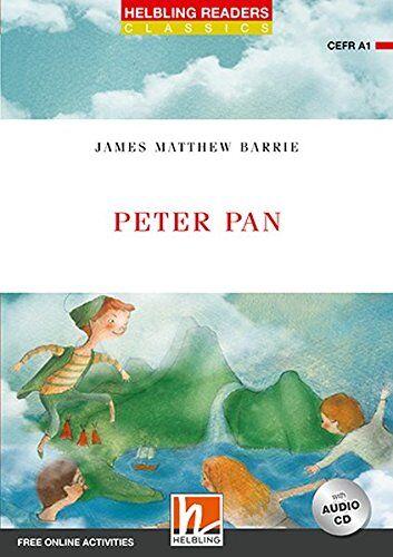 J.M. Barrie Helbling Readers Red Series.