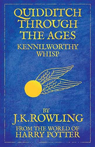 J. K. Rowling Quidditch Through the Ages
