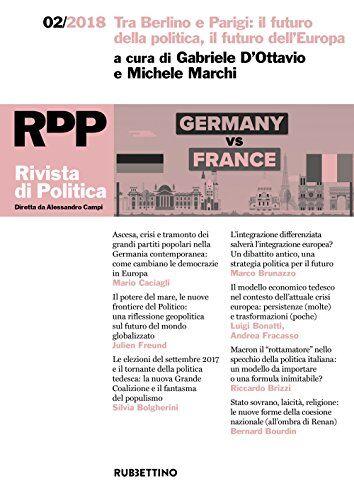 Rivista di politica (2018) ISBN:9788849855487