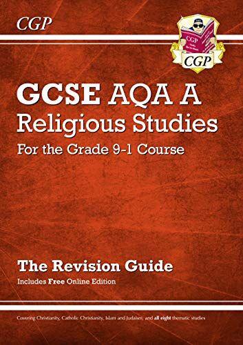 CGP Books Grade 9-1 GCSE Religious Studies: