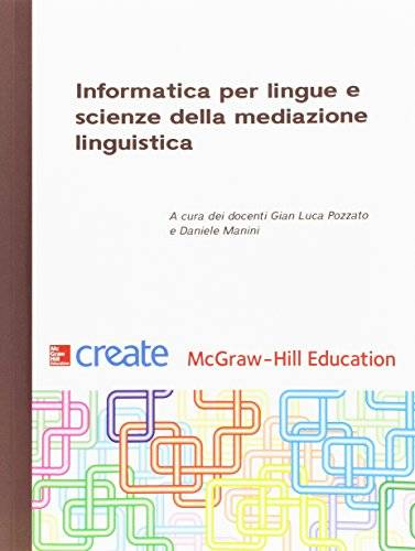 Informatica per lingue e scienze della