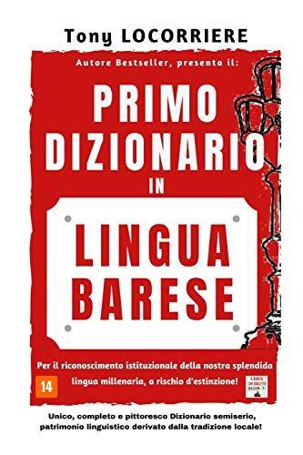 Antonio Locorriere Primo Dizionario in lingua