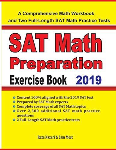 Reza Nazari SAT Math Preparation Exercise