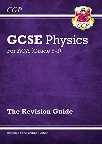 CGP Books Grade 9-1 GCSE Physics: AQA Revision