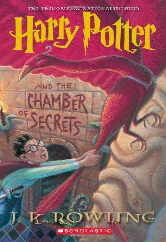 J. K. Rowling Harry Potter and the Chamber of