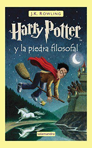 J. K. Rowling Harry Potter y la piedra