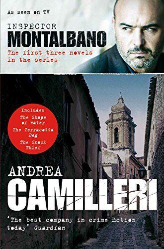 Andrea Camilleri Inspector montalbano. The