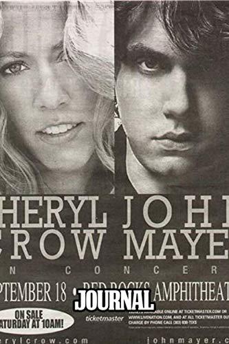 Music Funny Guy Journal: Sheryl Crow  American