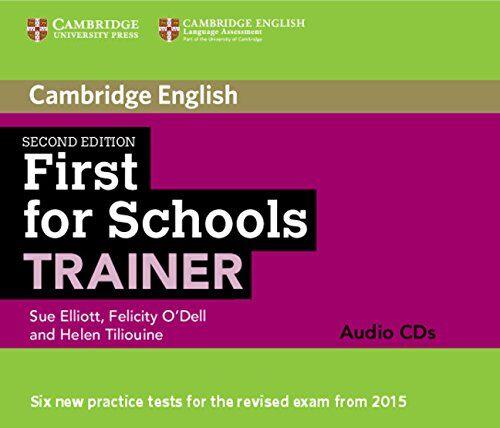 Sue Elliott First for Schools Trainer Audio