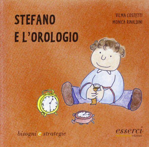Vilma Costetti Stefano e l'orologio