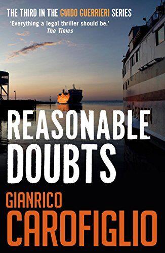 Gianrico Carofiglio Reasonable Doubts