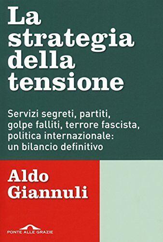 Aldo Giannuli La strategia della tensione.