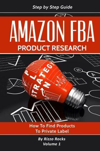 Rizzo Rocks Amazon FBA: Product research: 1