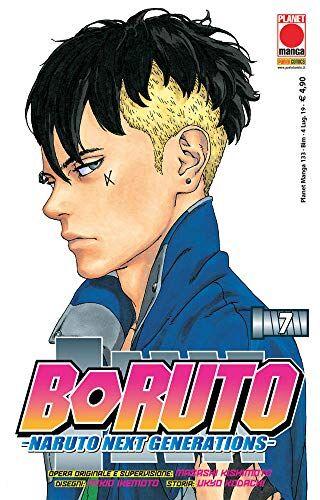 Masashi Kishimoto Boruto - Naruto Next