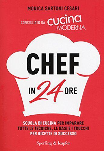Monica Sartoni Cesari Chef in 24 ore