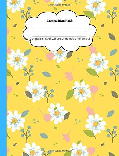 Schoollect Publishing Co Composition Book