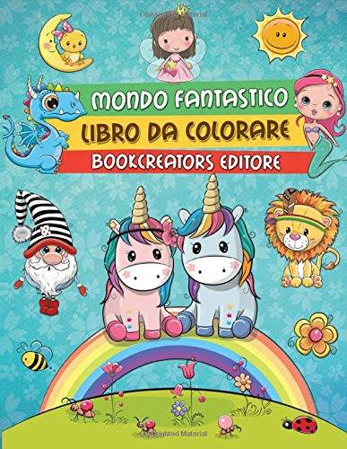 BookCreators Editore Mondo Fantastico - Libro