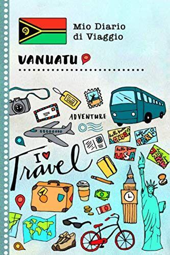 Stylesyndikat Vanuatu Libri di Viaggio Vanuatu