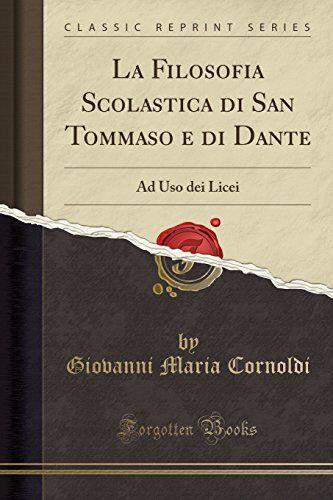 Giovanni Maria Cornoldi La Filosofia