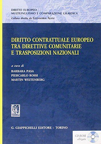 Diritto contrattuale europeo tra direttive