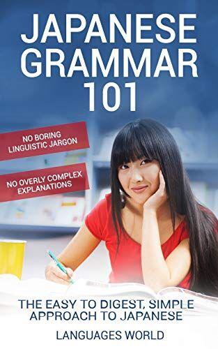Languages World Japanese Grammar 101: No