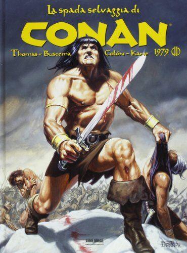 La spada selvaggia di Conan (1979): 2