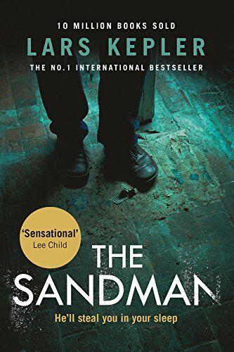 Lars Kepler The Sandman (Joona Linna, Book 4)