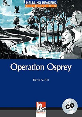 David A. Hill Operation Osprey con audio CD.