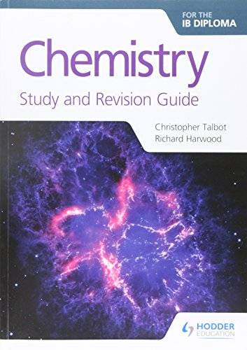 Christopher Talbot Chemistry for the IB