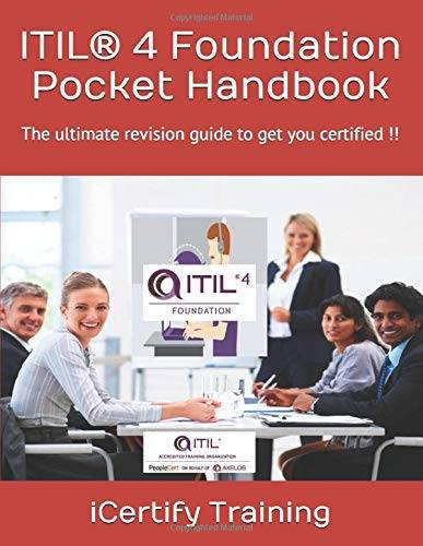iCertify Training ITIL® 4 Foundation Pocket