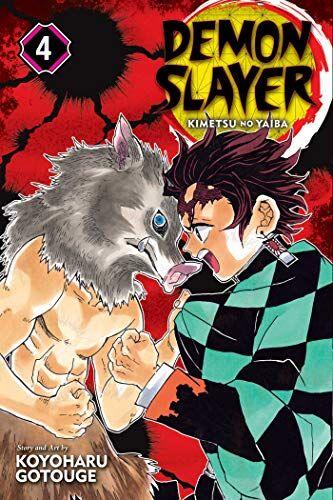 Koyoharu Gotouge Demon Slayer 4: Kimetsu No