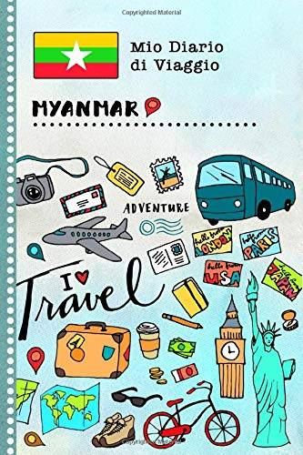 Stylesyndikat Myanmar Libri di Viaggio Myanmar