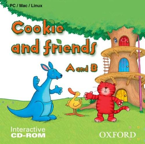 Oxford University Press Cookie and Friends