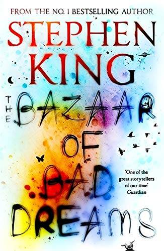 Stephen King The Bazaar of Bad Dreams [Lingua