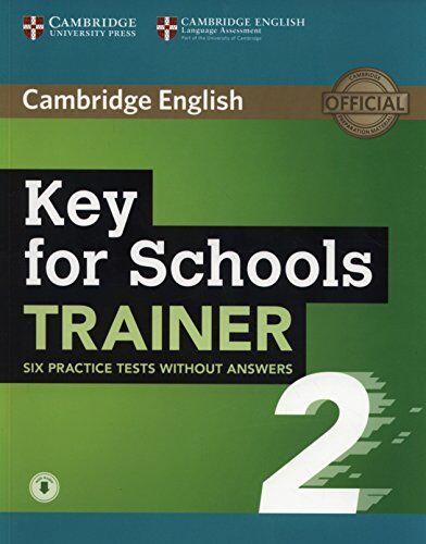 Aa.Vv Key For Schools Trainer 2. Six Practice