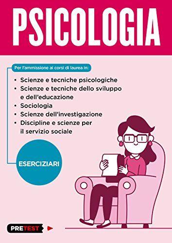 Aa. Vv. Psicologia. Eserciziari ISBN:9788807590313