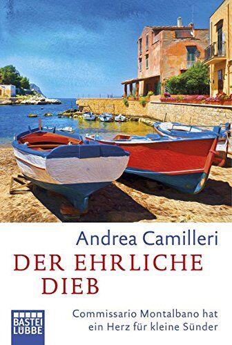 Andrea Camilleri Der ehrliche Dieb: