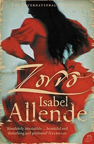 Isabel Allende Zorro ISBN:9780007201983