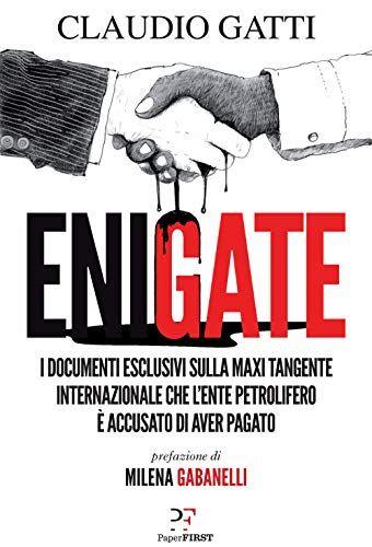 Claudio Gatti Enigate ISBN:9788899784485