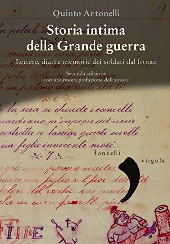 Quinto Antonelli Storia intima della Grande