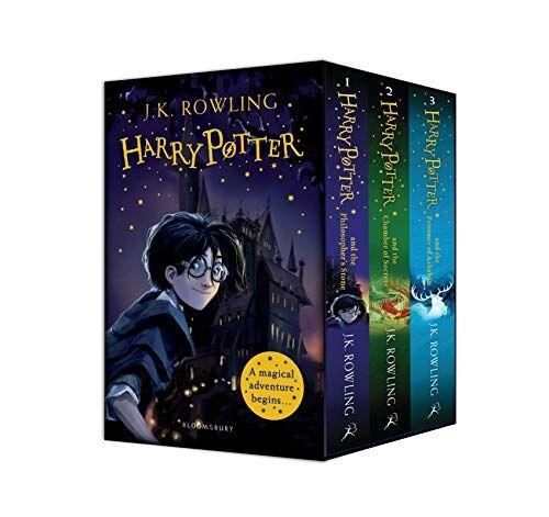 J.K. Rowling Harry Potter 1-3 Box Set: A