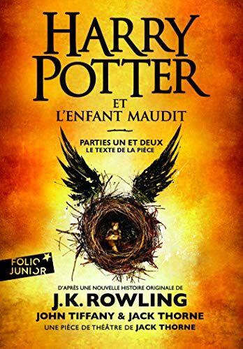 J.K Rowling Harry Potter et l'Enfant Maudit: