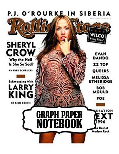 Music Funny Guy Notebook: Sheryl Crow American