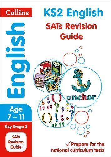 Collins KS2 KS2 English SATs Revision Guide: