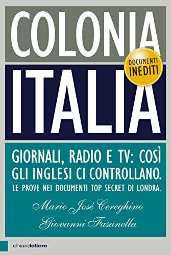 Mario Josè Cereghino Colonia Italia.