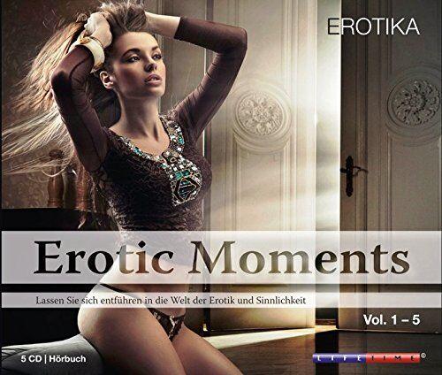 Erotic Moments Vol.1-5 ISBN:9783939121367